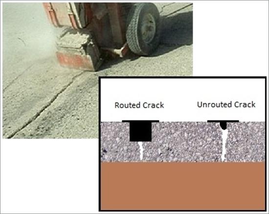 crack route 1