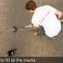 3 Fill Cracks